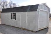 12'x24' Dutch Garage