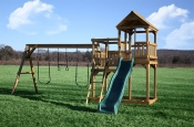 Amish built, Winston Salem, Kids Swings