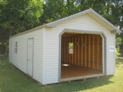 14x28 Peak Garage One car garage Binghamton NY 607-771-1111