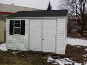Peakside Backyard Storage Shed Binghamton NY 607-771-1111