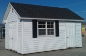 10ft x 16ft Cape Cod Style Shed in Hanover, PA Pine Creek Structures