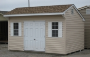 10ft x 14ft Vinyl Cottage Style Shed in Hanover, PA Pine Creek Structures