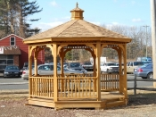Gazebos by Pine Creek Structures Plainville CT