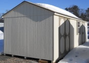 10X26 Shed by Pine Creek Structures