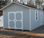 12X20 Storage Shed in Plainville CT by Pine Creek Structures