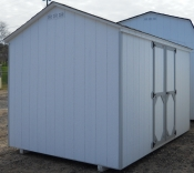 8X12 Storage Shed in Plainville CT