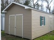 12X20 Shed by Pine Creek Structures