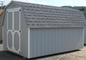 8X12 Madison Mini Storage Shed by Pine Creek Structures