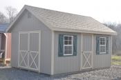 12' x 16' Cape Cod Storage Building