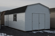12x24 Dutch Shed