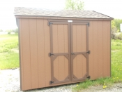 8x10 Madison Peak Storage Shed - Erie, PA