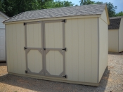 10x12 Madison Peak Storage Shed