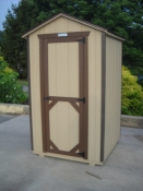 4x4 Outhouse