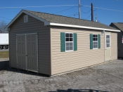 12ft x 24ft Side Entry Peak Style Shed in Hanover, PA Pine Creek Structures