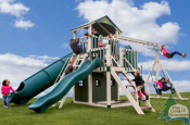 swingsets etown pinecreek serving lancaster, lebonan, dauphin counties