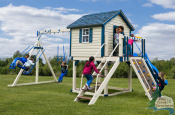 SwingSet, Etown PineCreekStructures, serving lancaster, dauphin lebonan counties