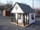Pine Creek 8x10 childs club house located in Elizabethtown Pa,serving,lancaster