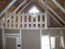 Pine Creek inside view of the loft in playhouse located at Elizabethtown
