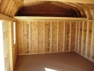 12ft  x 20ft Vinyl Dutch Barn Shed in Hanover, PA Pine Creek Structures