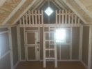 Pine Creek Structures Monroeville 8x12 Clubhouse Playhouse