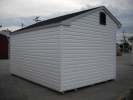 10x14 Vinyl Cottage style shed with transom widows in Littlestown Pa