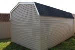 Pine Creek 12x20 Vinyl Dutch Barn Shed Sheds Barns in Martinsburg WV 25404