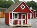 8'x10' Clubhouse Style Playhouse