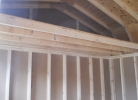 4X12 Loft by Pine Creek Structures