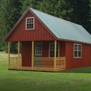 Etonnant Custom Ready Made Cabins From Pine Creek Structures