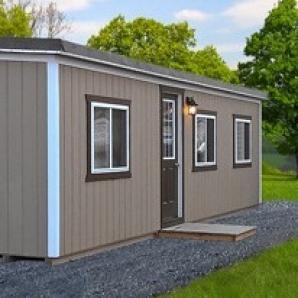 Commercial Portables from Pine Creek Structures