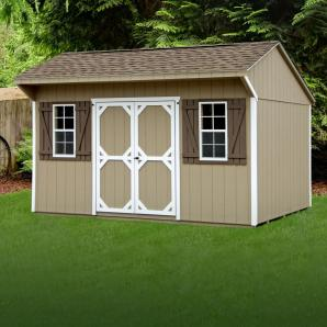 Cottage U0026 Hip Style Storage Sheds From From Pine Creek Structures