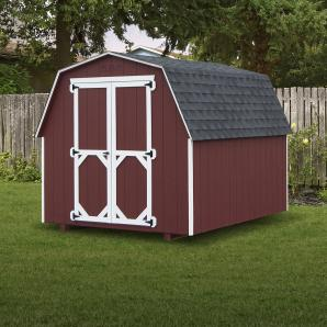Mini Barn Storage Sheds from Pine Creek Structures
