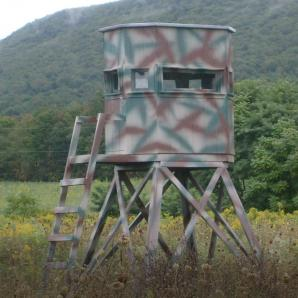 Other Products (Hunting Blinds, Composting Toilets, & Small Out Buildings) from Pine Creek Structures