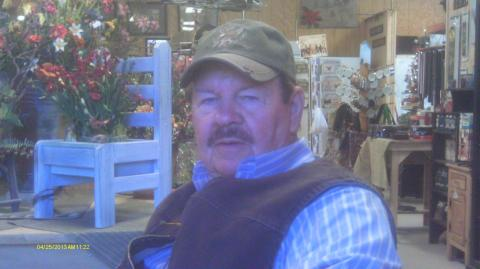 Ken Seivers, the owner of Ken's Farm Market in Slippery Rock, PA