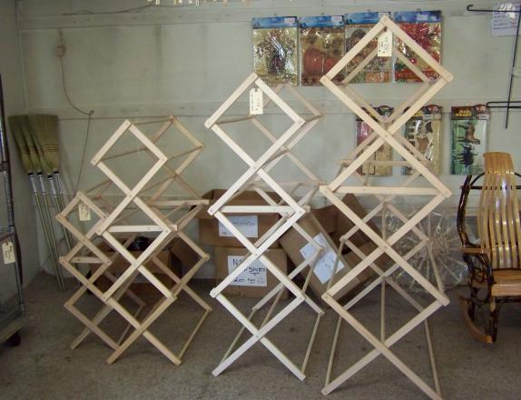 Maple Clothes Drying Racks