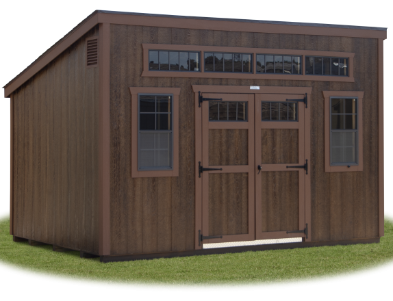Lean-To Storage Sheds Available
