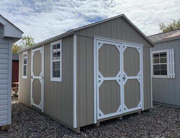 10x14 Storage Shed by Pine Creek Structures