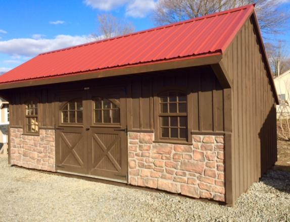 12 X 20 Providence Carriage House