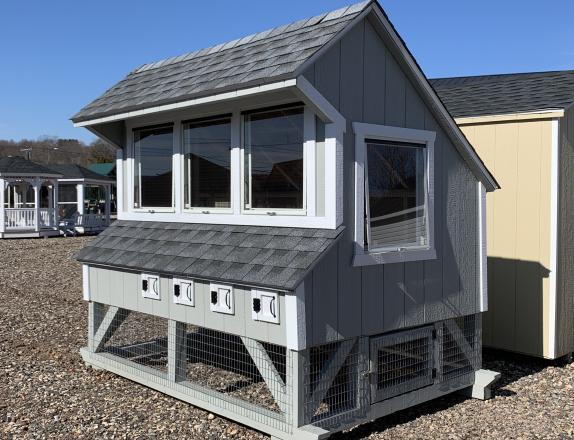 Chicken Coop in CT by Pine Creek Structures