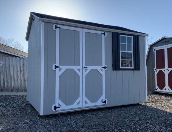 8x10 Storage shed in CT by Pine Creek Structures