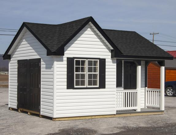 12x16 Custom Victorian Building from Pine Creek Structures of Spring Glen (Hegins), PA