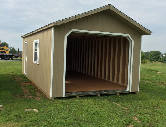 12x24 Peak Garage In Hagerstown Md 21740 301 665 1440