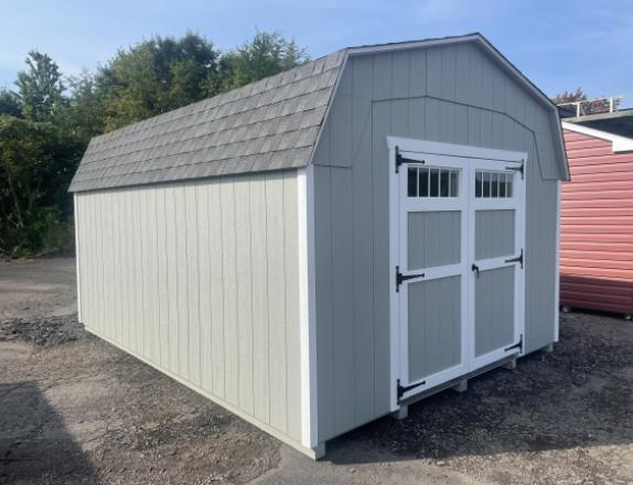 Vinyl Two Car Garage For Sale In Virginia And West Virginia: Pine Creek 14x24 HD Peak Garage Shed Sheds Barn Barns In