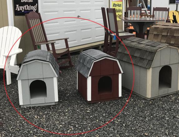 """20"""" X 24"""" Small Dog House"""