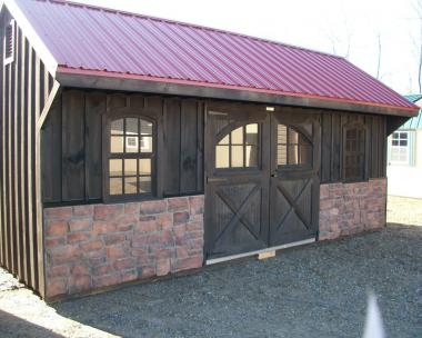 Pinecreek 14x28 2 story Gambriel Barn,serving,lancaster,york,dauphin,lebonan co.