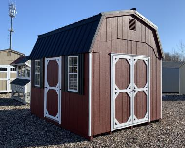10x12 Dutch Barn by Pine Creek Structures