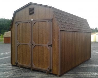 10x14 Heavy Duty Highwall Barn at the Spring Glen (Hegins), PA Pine Creek Structures store