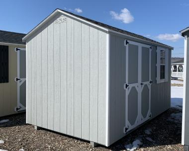 8X12 Storage Shed by Pine Creek Structures