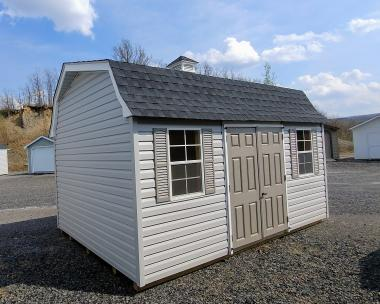 10x16 Dutch Shed