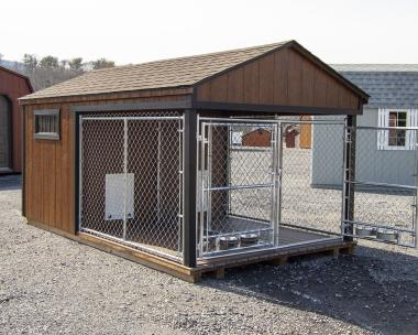 8x14 Large Double Kennel
